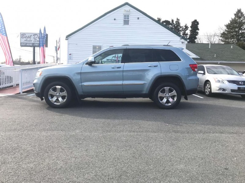 Jeep Grand Cherokee 2012 price Call For Price