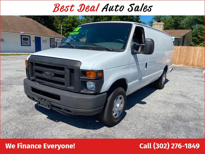 FORD ECONOLINE 2008 price Call For Price