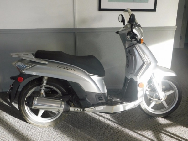 Kymco People s 125 2008