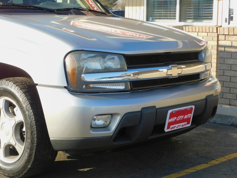 Chevrolet TrailBlazer 2004 price $5,995