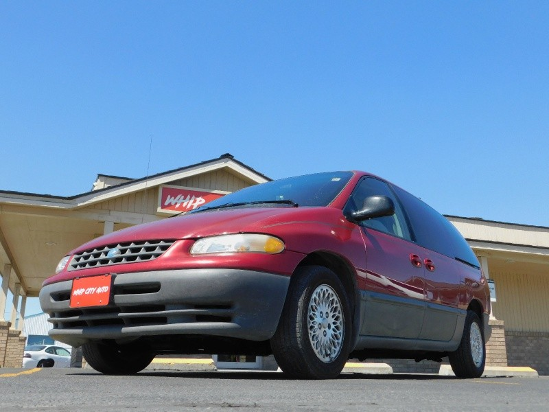 Plymouth Voyager 1997 price $595