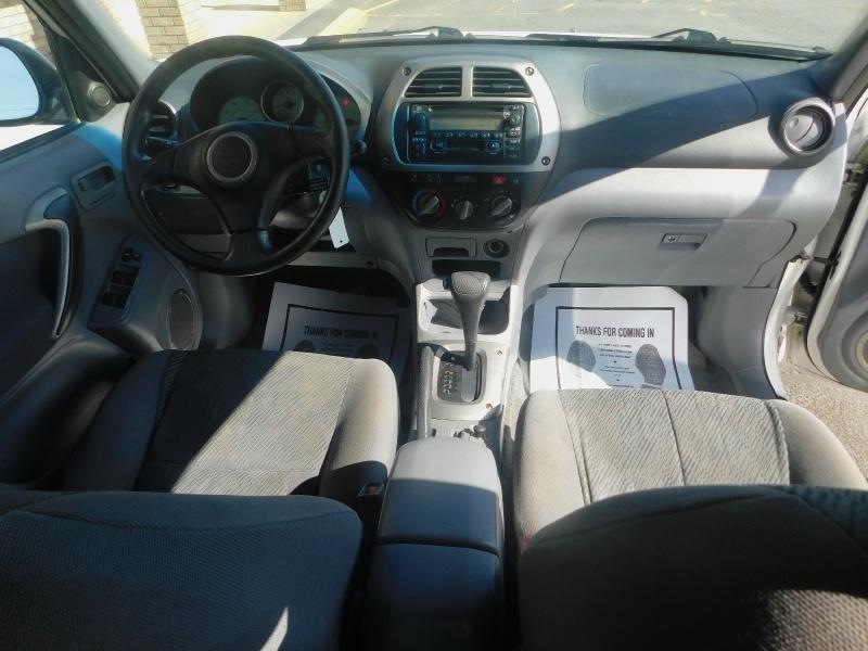 Toyota RAV4 2001 price $5,495