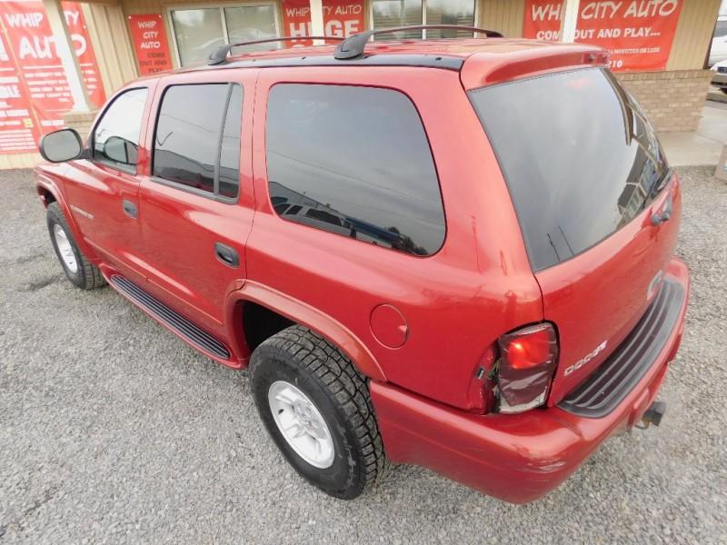 Dodge Durango 2000 price $4,495