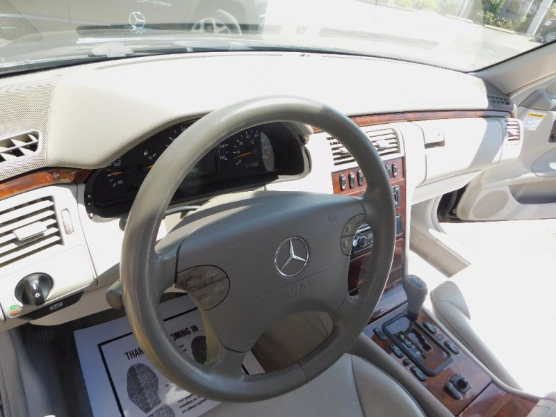 Mercedes-Benz E-Class 2000 price $5,795