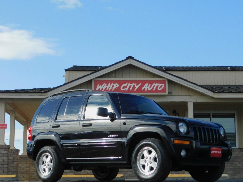 Jeep Liberty 2004 price $6,995