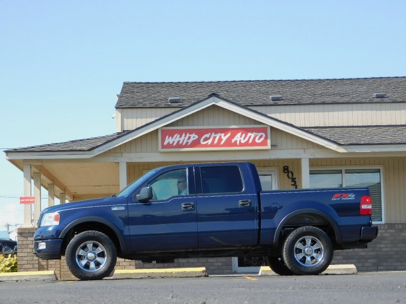 Ford F-150 2004 price $8,495