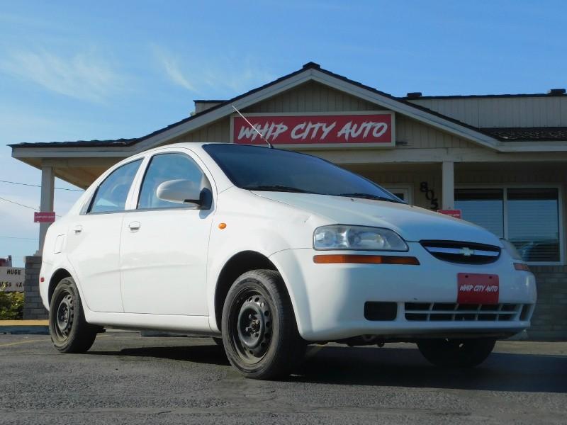 Chevrolet Aveo 2004 price $995