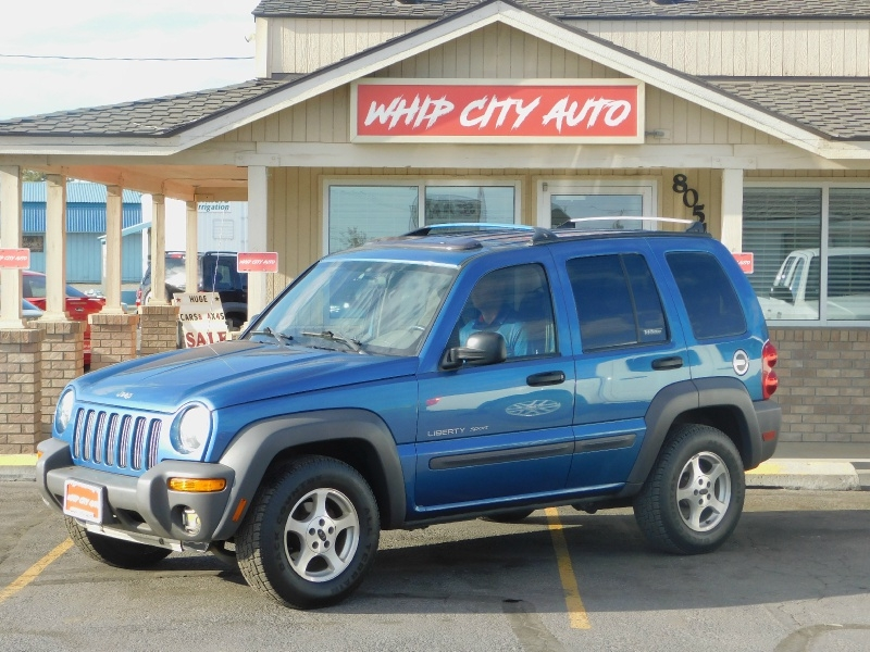 Jeep Liberty 2003 price $2,995
