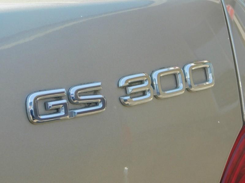 Lexus GS 300 2001 price $5,995