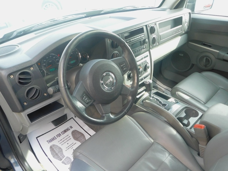 Jeep Commander 2007 price $8,995