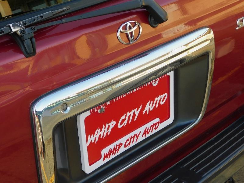 Toyota 4Runner 2002 price $6,495