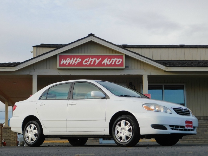Toyota Corolla 2007 price $4,995