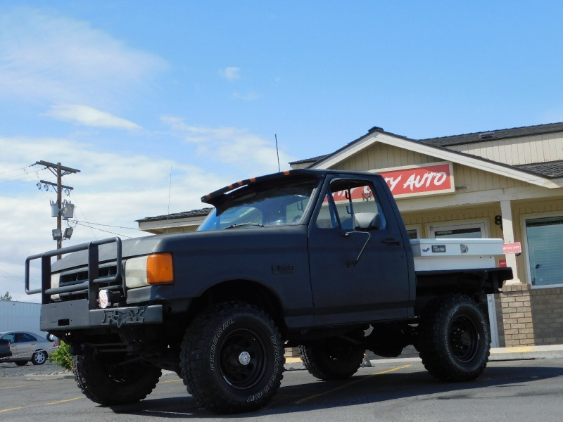 Ford F-250 1987 price $4,795