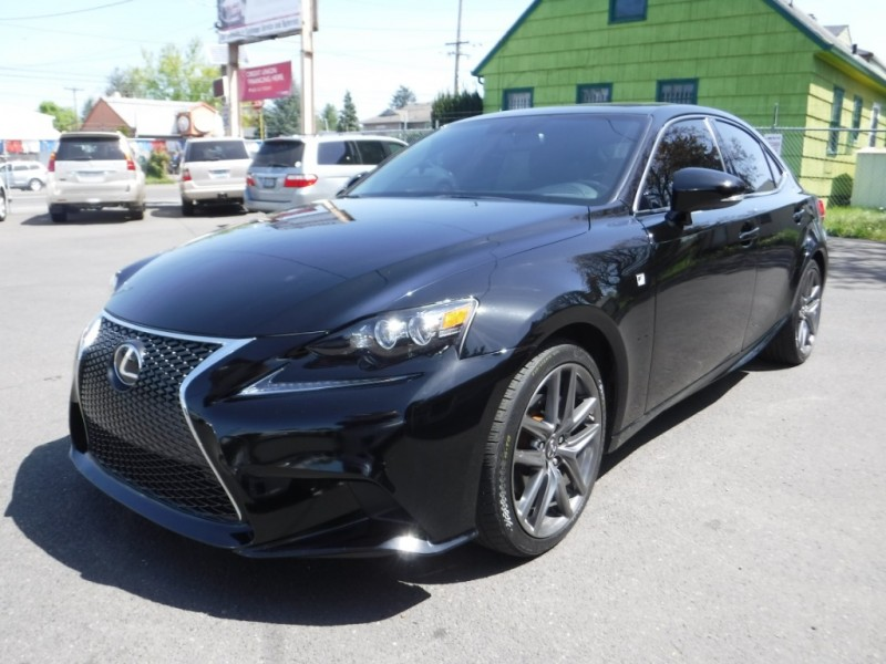 Lexus IS 250 2015 price $23,500