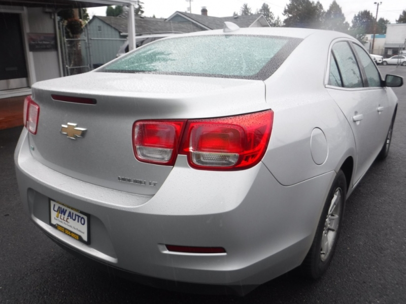 Chevrolet Malibu Limited 2016 price $11,995