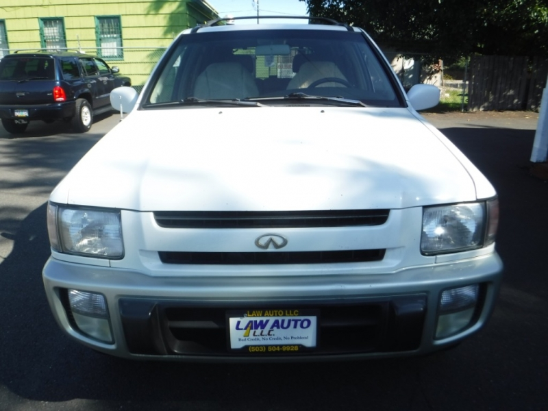 Infiniti QX4 1998 price $1,995