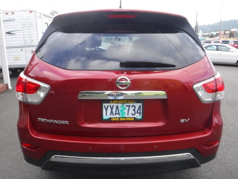 Nissan Pathfinder 2013 price $12,995