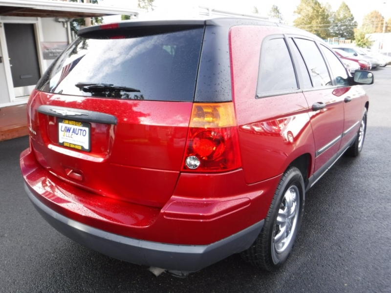 Chrysler Pacifica 2006 price $4,995