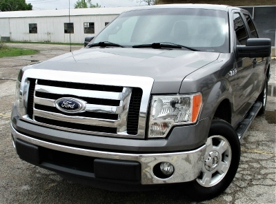 Ford f-150 XLT SuperCrew 2012