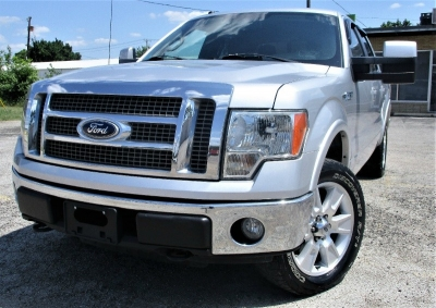 Ford F-150 Lariat 4WD SuperCrew 2010