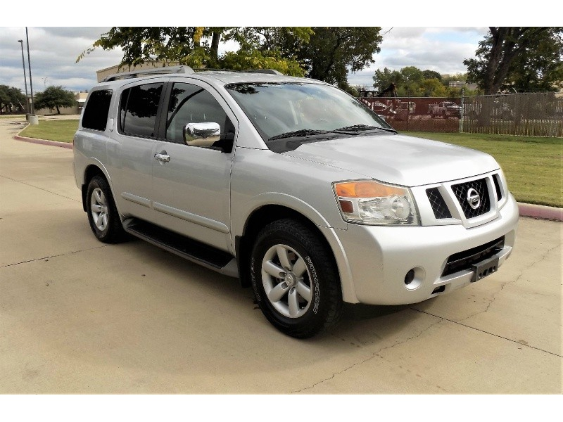Nissan Armada 2011 price Call For Price