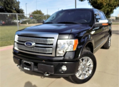 Ford F150 Platinum 2011
