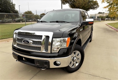 Ford F-150 Lariat 4WD 2012