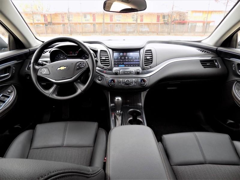 Chevrolet Impala 2018 price Call For Price