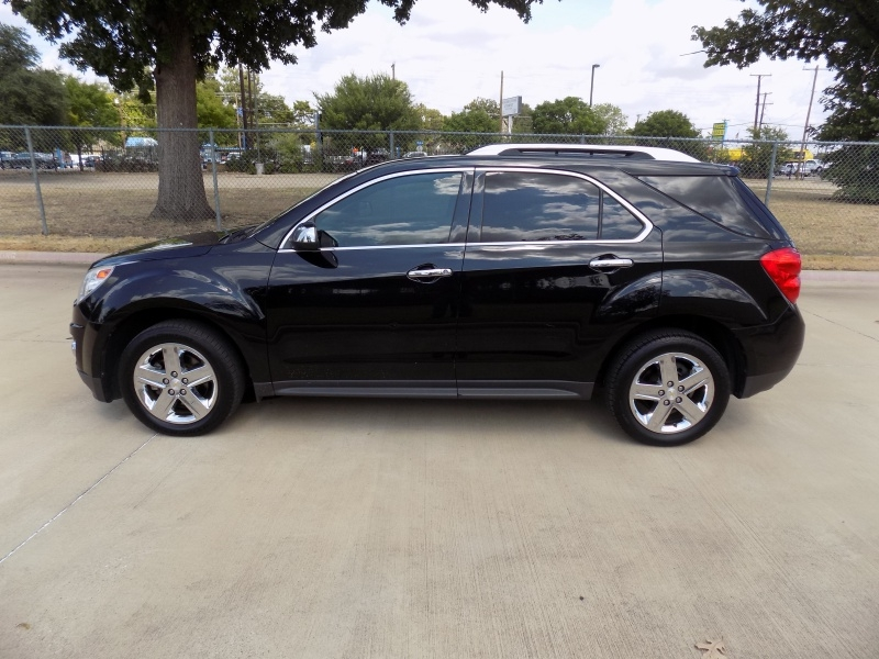 Chevrolet Equinox 2014 price Call For Price