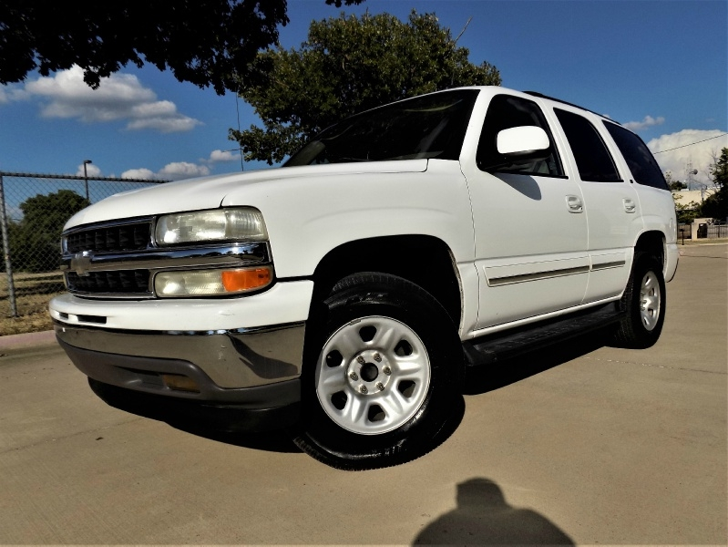 Chevrolet Tahoe 2005 price Call For Price