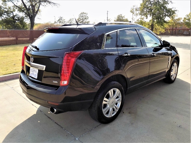 Cadillac SRX 2012 price Call For Price