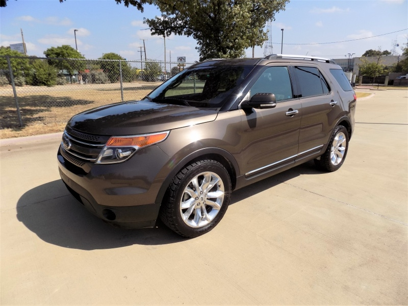 Ford Explorer 2015 price $0 Down