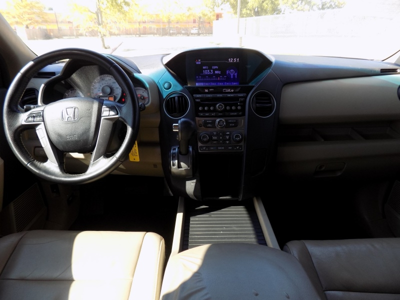 Honda Pilot 2012 price Call For Price