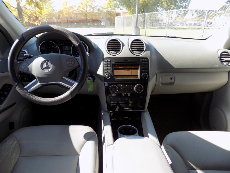 Mercedes-Benz M-Class 2010 price Call For Price