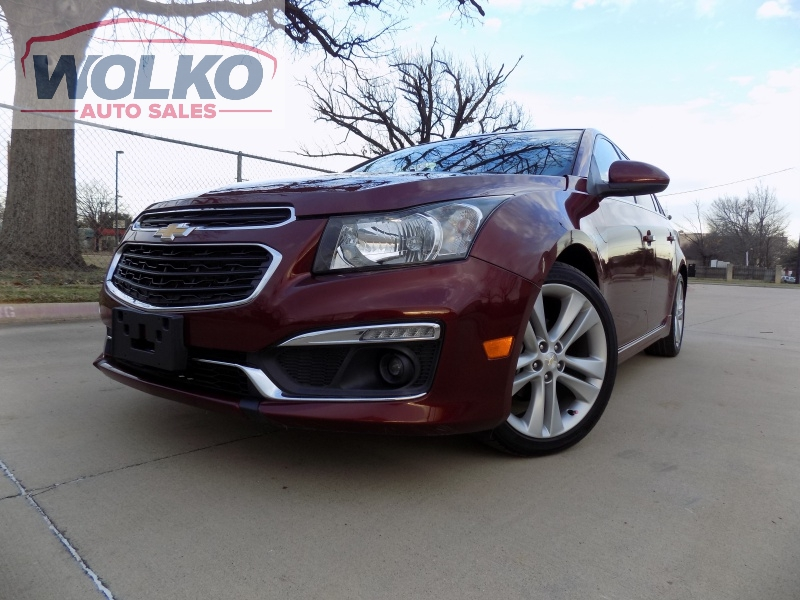 Chevrolet Cruze Limited 2016 price Call For Price