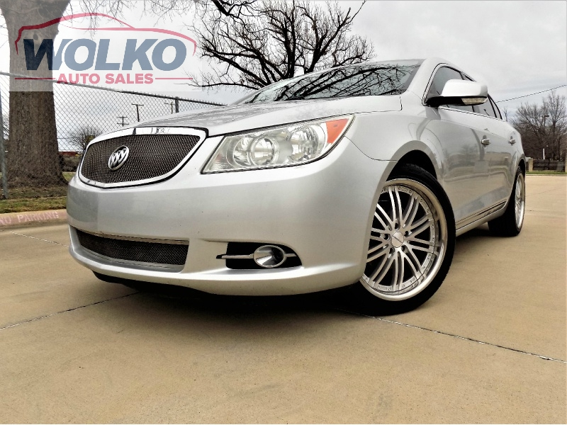 Buick LaCrosse 2011 price Call For Price