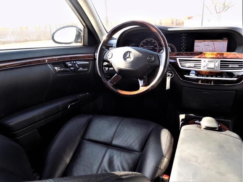 Mercedes-Benz S-Class 2007 price
