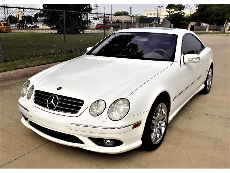 Mercedes-Benz CL-Class 2006 price Call For Price