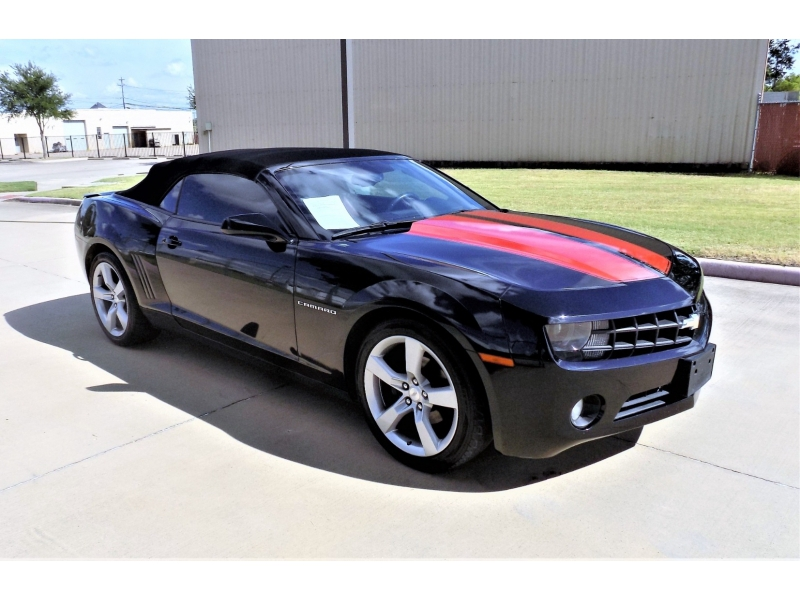 Chevrolet Camaro 2011 price Call For Price