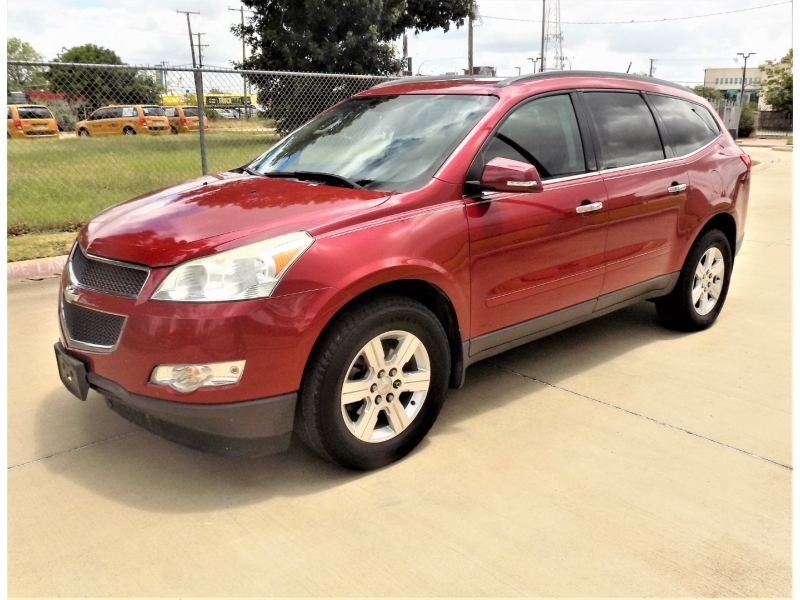 Chevrolet Traverse 2012 price Call For Price