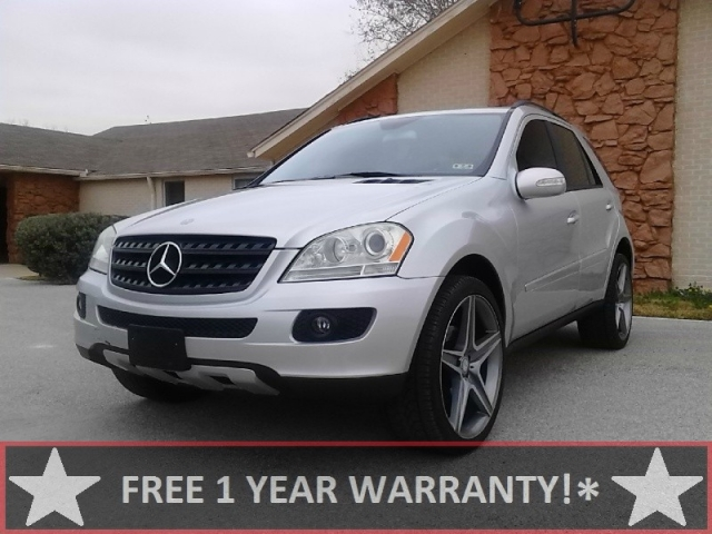 2006 Mercedes Benz Ml350 4matic Amg Navi 1ooo Credit Approval
