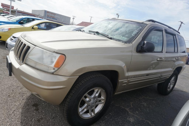 JEEP GRAND CHEROKEE 2000 price Call for Pricing.