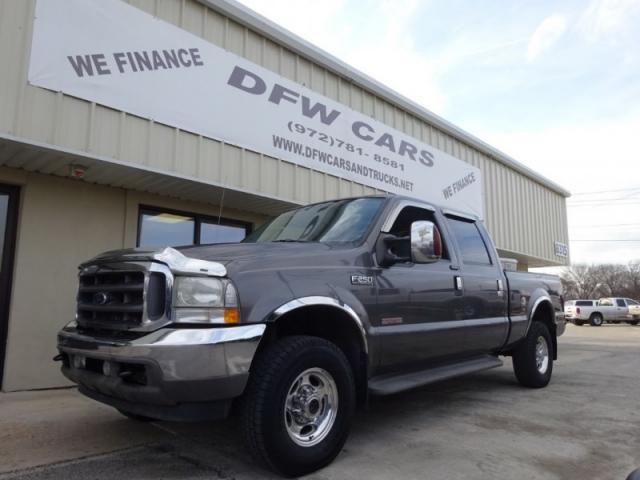 2004 f250 super duty diesel