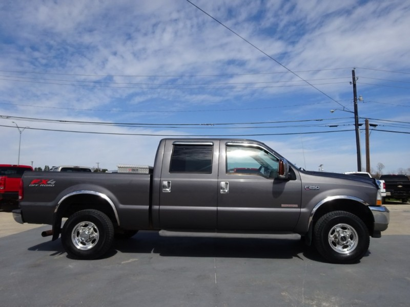 Ford Super Duty F-250 2004 price $10,500
