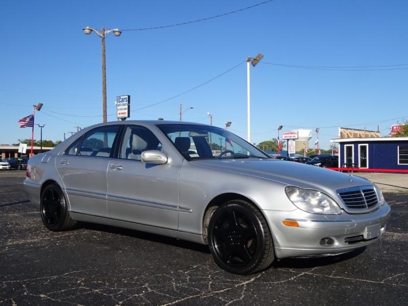 Mercedes-Benz S-Class 2001 price $5,590