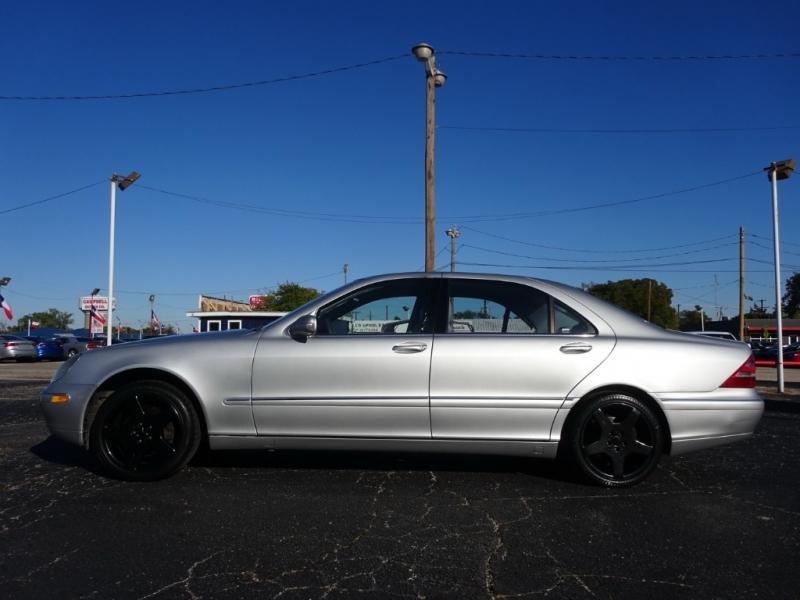 Mercedes-Benz S-Class 2001 price $4,550