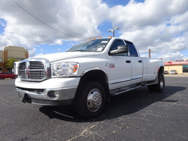 2008 Dodge Ram 3500  for sale VIN: 3D7MX48A78G246039