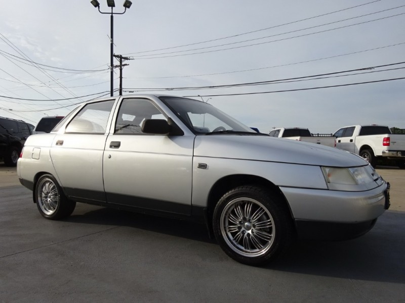 Dodge Dealership Arlington Tx >> 2001 LADA 2110 VAZ RUSSIAN SEDAN 15000 KM ONLY ORIGINAL RUNS AND DRIVES EXCELLENT LIKE NEW ...