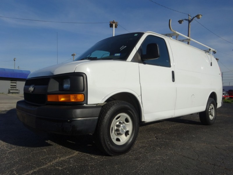 Chevrolet Express Cargo Van 2012 price $12,900