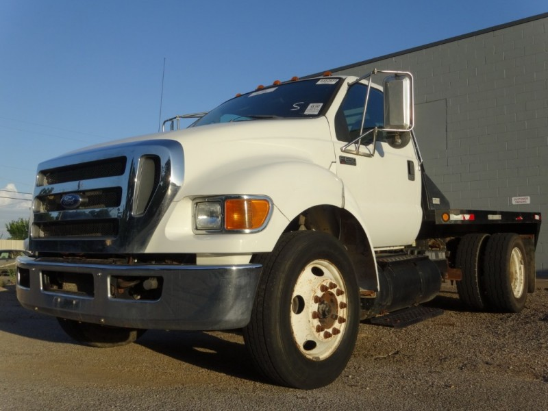 Ford Super Duty F-650 Straight Frame 2011 price $25,950